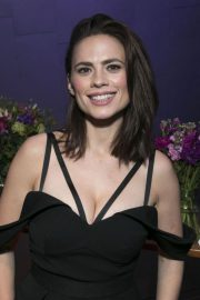 Hayley Atwell Stills at Dry Powder After-party in London 2018/02/01