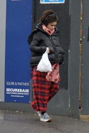 Helena Bonham Carter Stills Out and About in Hampstead 2018/02/10
