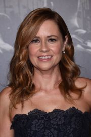 Jenna Fischer Stills at The 15:17 to Paris Premiere in Burbank 2018/02/05