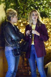 Jennifer Lawrence Stills Night Out With a Friend in Los Angeles 2018/02/11