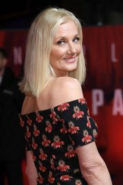 Joely Richardson Stills at Red Sparrow Premiere in London 2018/02/19