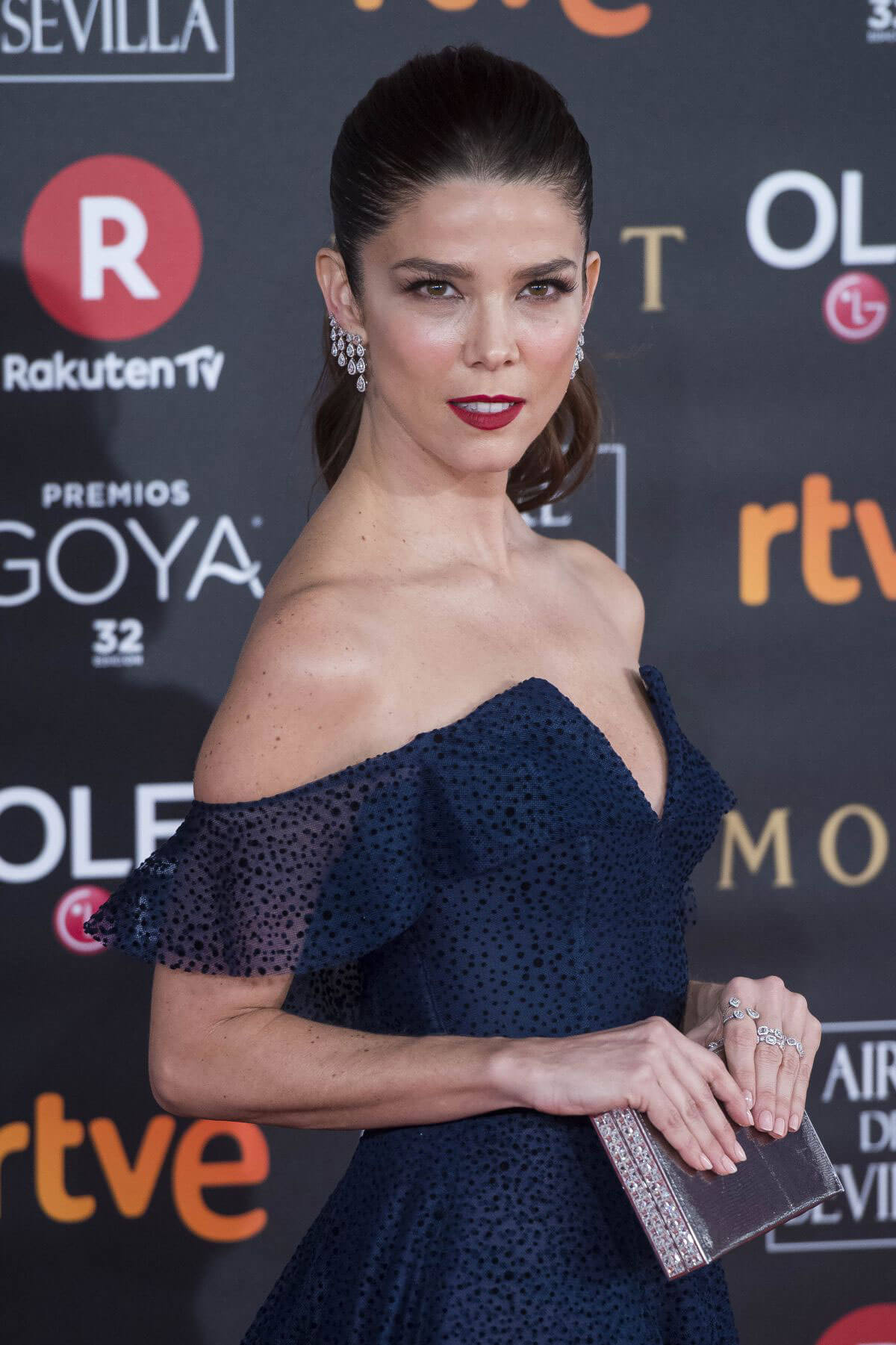 Juana Acosta Stills at 32nd Goya Awards in Madrid 2018/02/03