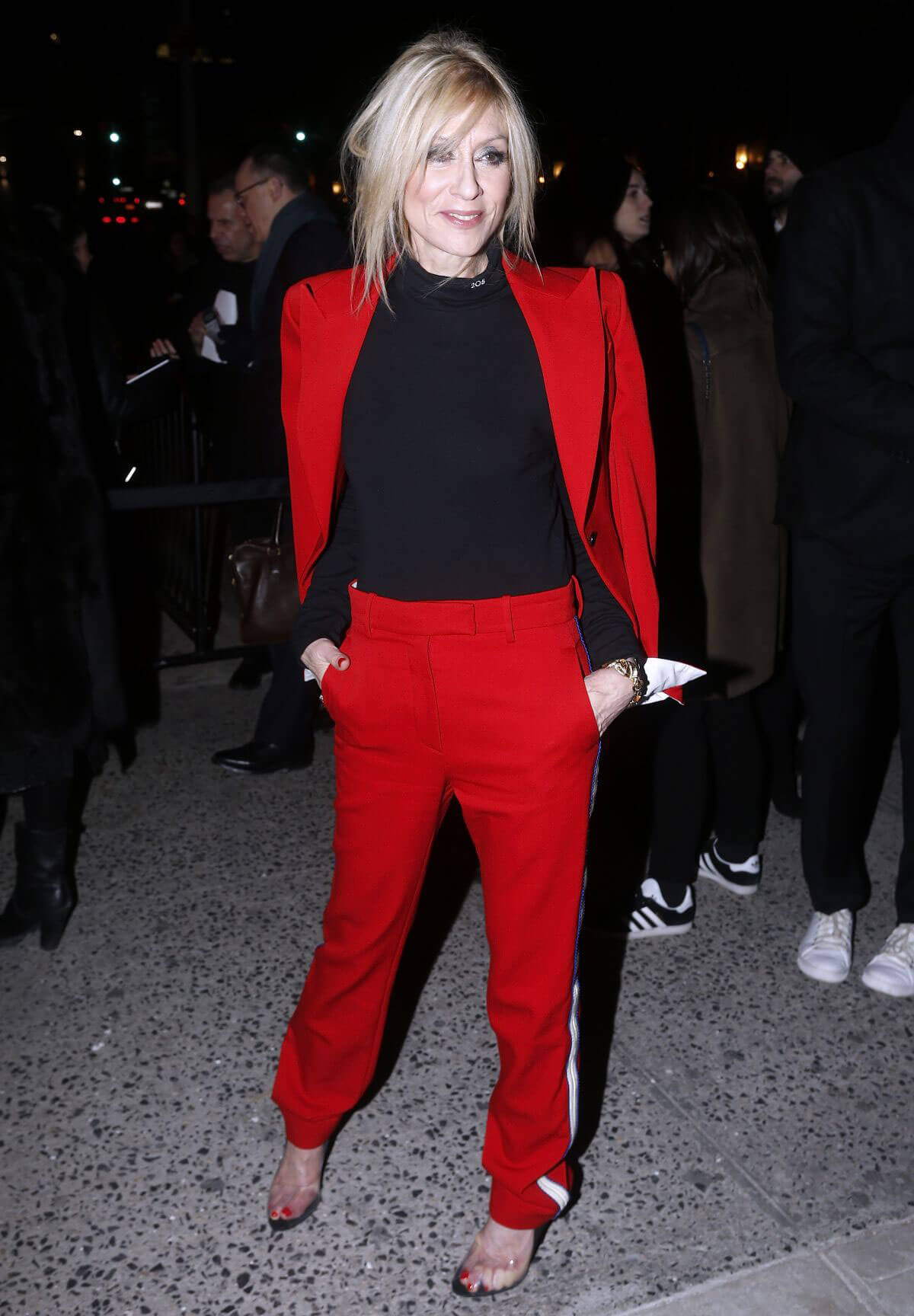Judith Light Stills at Calvin Klein Show at New York Fashion Week 2018/02/13