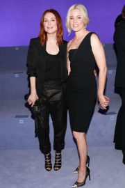 Julianne Moore Stills at Tom Ford Fashion Show at New York Fashion Week 2018/02/08