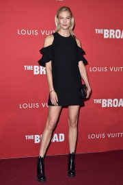 Karlie Kloss Stills at Broad and Louis Vuitton Celebrate Jasper Johns Something Resembling Truth in Los Angeles 2018/02/08