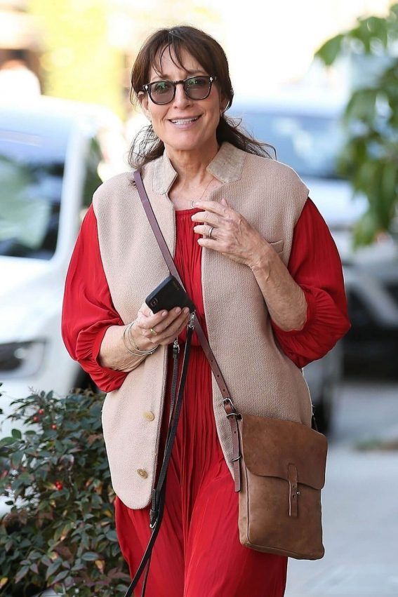 Katey Sagal Stills Out Shopping in Beverly Hills 2018/02/05
