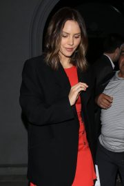 Katharine McPhee Stills Out for Dinner at Craig's in West Hollywood 2018/02/02