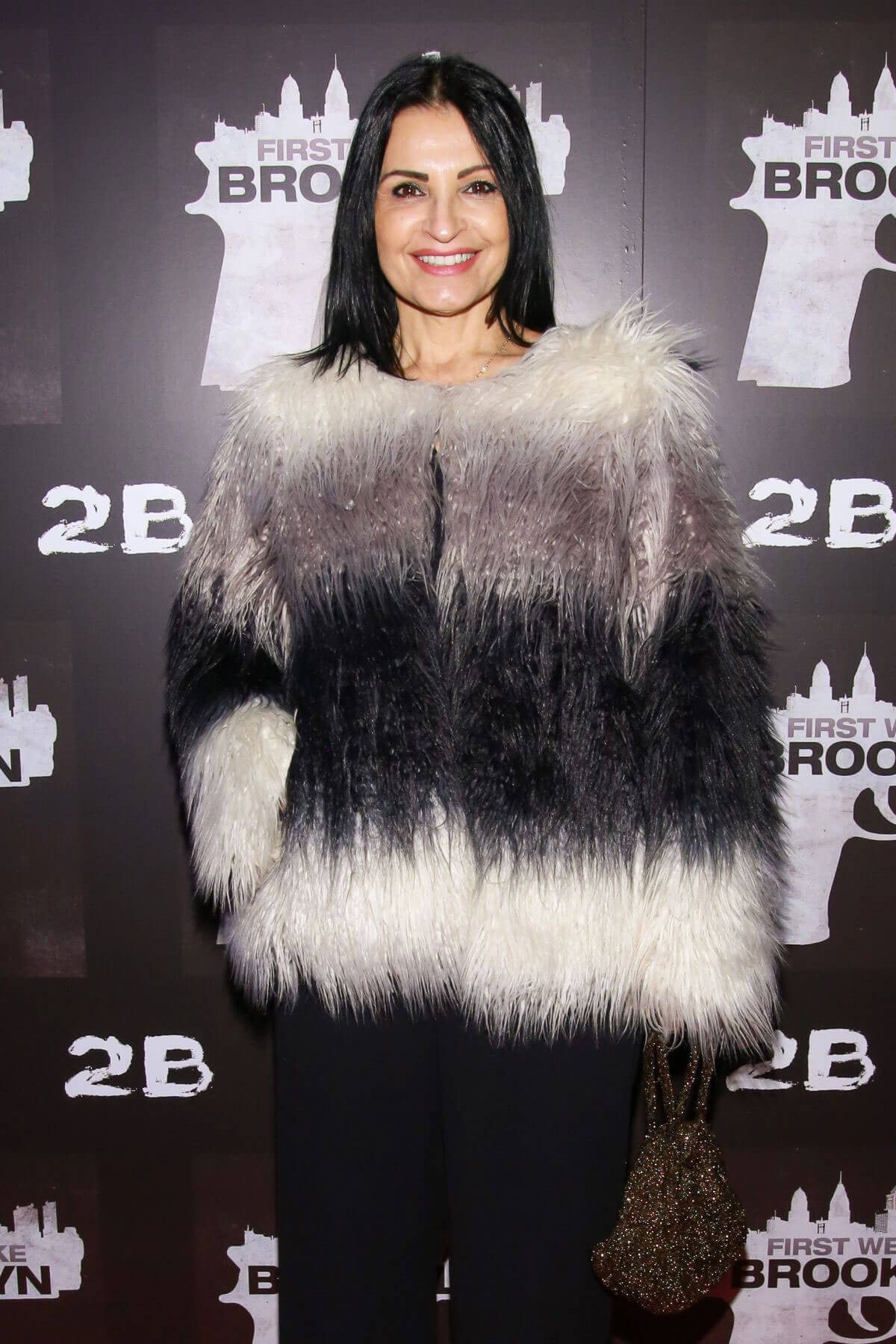 Kathrine Narducci Stills at First We Take Brooklyn Premiere in New York 2018/02/07