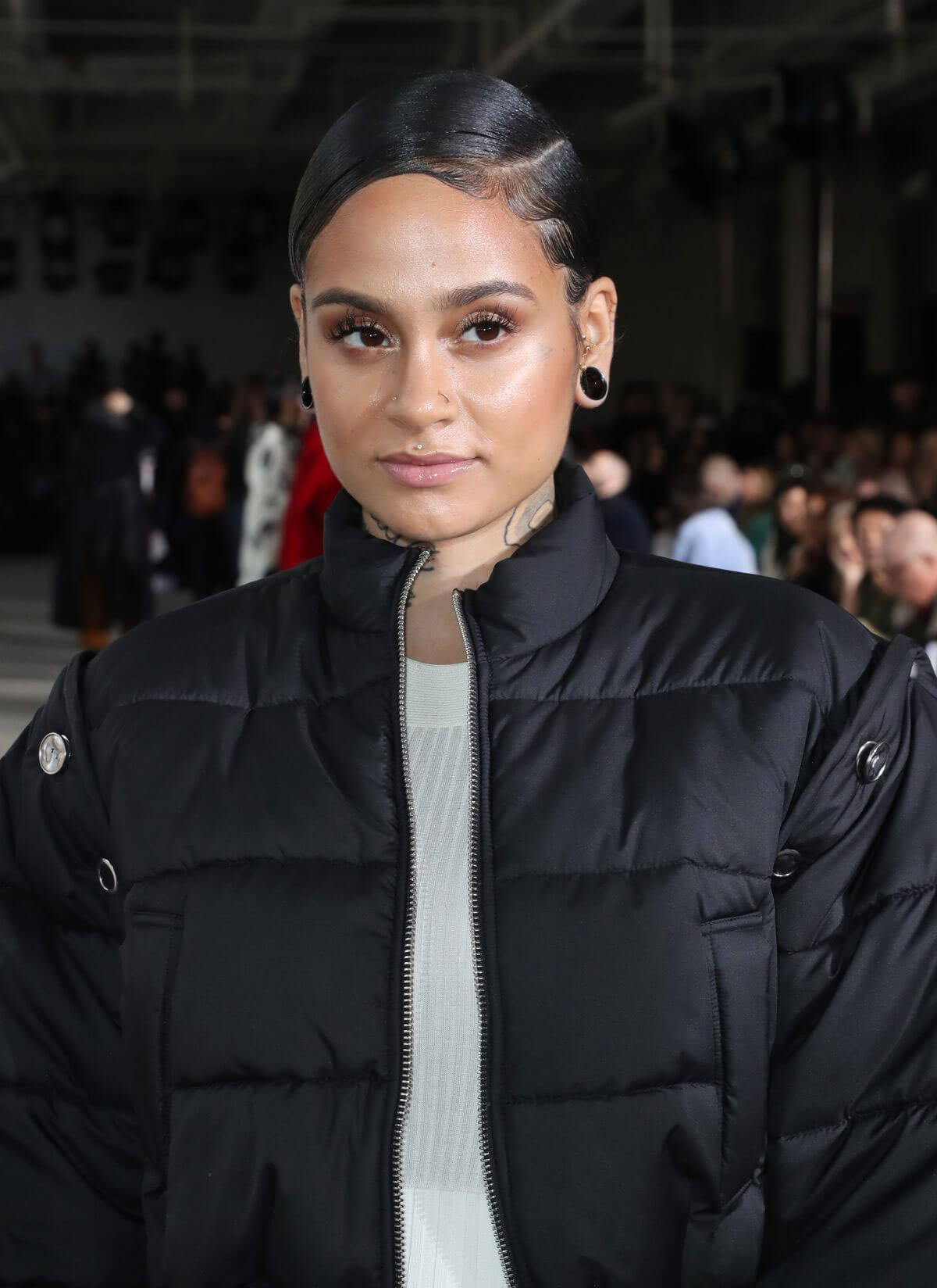 Kehlani Stills at 3.1 Phillip Lim Show at New York Fashion Week 2018/02/12