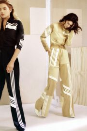 Kendall Jenner Poses for Danielle Cathari x Adidas Originals, Collection 2018 Issue