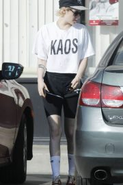Kristen Stewart Stills Out and About in Los Angeles 2018/02/09