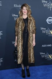 Laura Dern Stills at A Wrinkle in Time Premiere in Los Angeles 2018/02/26