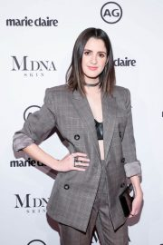 Laura Marano Stills at Marie Claire Image Makers Awards in Los Angeles 2018/01/11