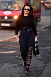 Lauren Goodger Stills Out and About in Essex 2018/02/05