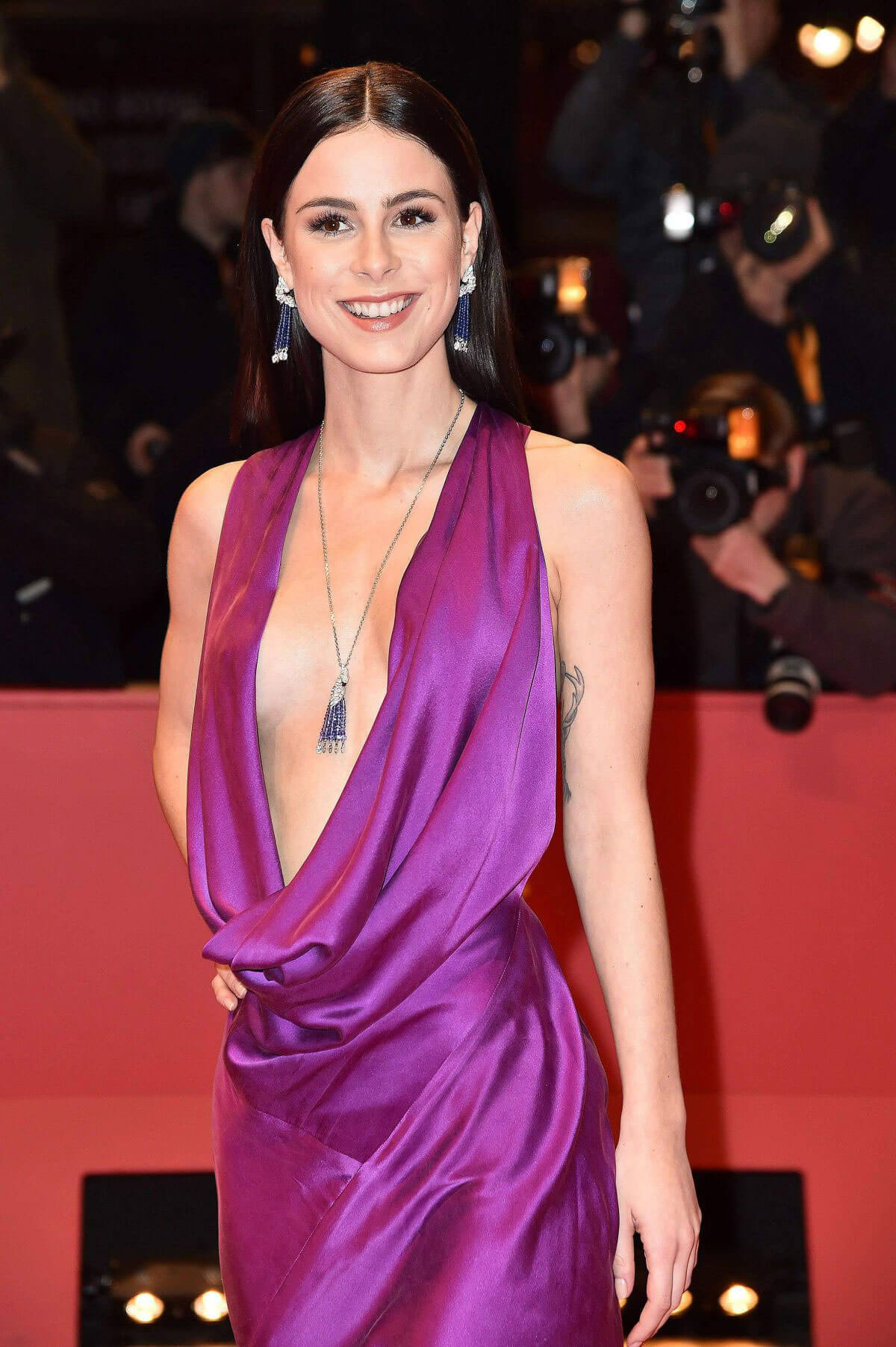 Lena Meyer-Landrut Stills at Berlinale Film Festival 2018/02/19