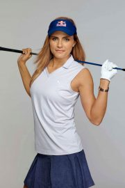 Lexi Thompson Stills for golf.com's Most Stylish People in Golf, January 2018