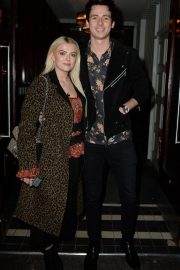 Lucy Fallon Stills at Living Room in Manchester 2018/02/01