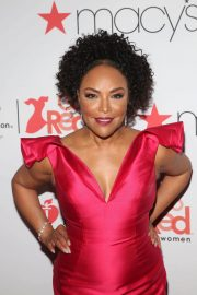 Lynn Whitfield Stills at Go Red for Women Red Dress Collection 2018 Presented by Macy's in New York 2018/02/08
