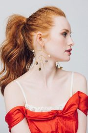 Madelaine Petsch Poses for Glamour Magazine, March 2018 Issue