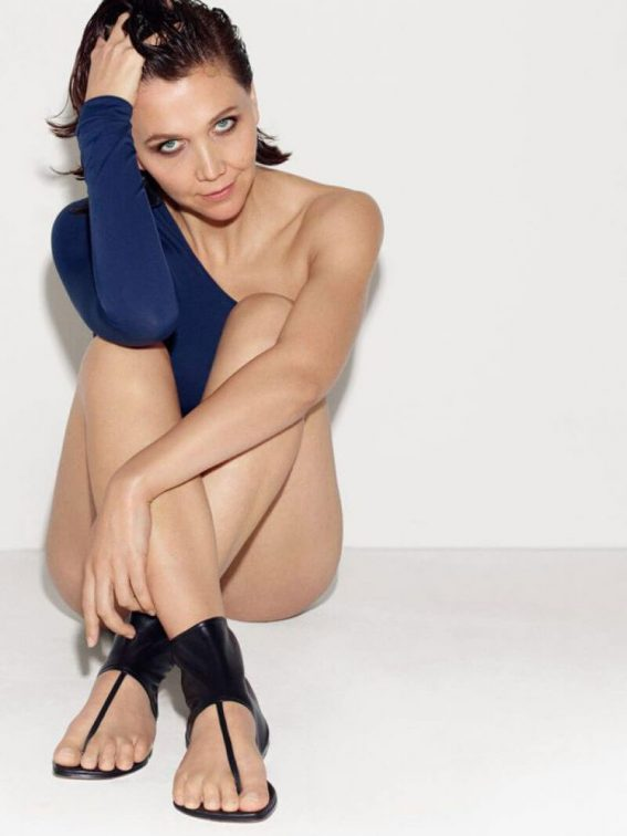 Maggie Gyllenhaal is the Face of AGL Spring Summer 2018 Collection