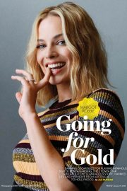 Margot Robbie Poses for People Magazine, January 2018 Issue