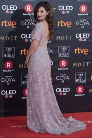 Marta Torne Stills at 32nd Goya Awards in Madrid 2018/02/03