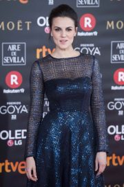 Melina Matthews Stills at 32nd Goya Awards in Madrid 2018/02/03