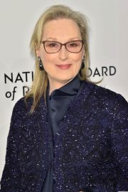 Meryl Streep Stills at National Board of Review Annual Awards Gala in New York 2018/01/09