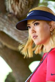 Michelle Wie Stills for golf.com's Most Stylish People in Golf, January 2018