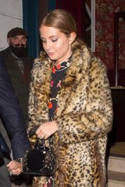 Millie Mackintosh and Hugo Taylor Stills at Leave Albert's in Chelsea 2018/02/01