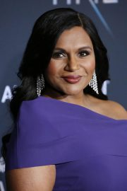 Mindy Kaling Stills at A Wrinkle in Time Premiere in Los Angeles 2018/02/26