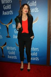 Minnie Driver Stills at Writers Guild Awards 2018 in Beverly Hills 2018/02/11