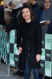 Miranda Cosgrove Stills at AOL Build in New York 2017/12/07