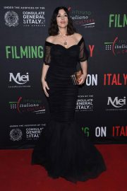 Monica Bellucci Stills at Italian Institute of Culture Los Angeles Creativity Awards in Hollywood 2018/01/31