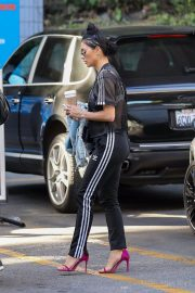 Nicole Scherzinger Stills Out and About in Los Angeles 2017/12/08