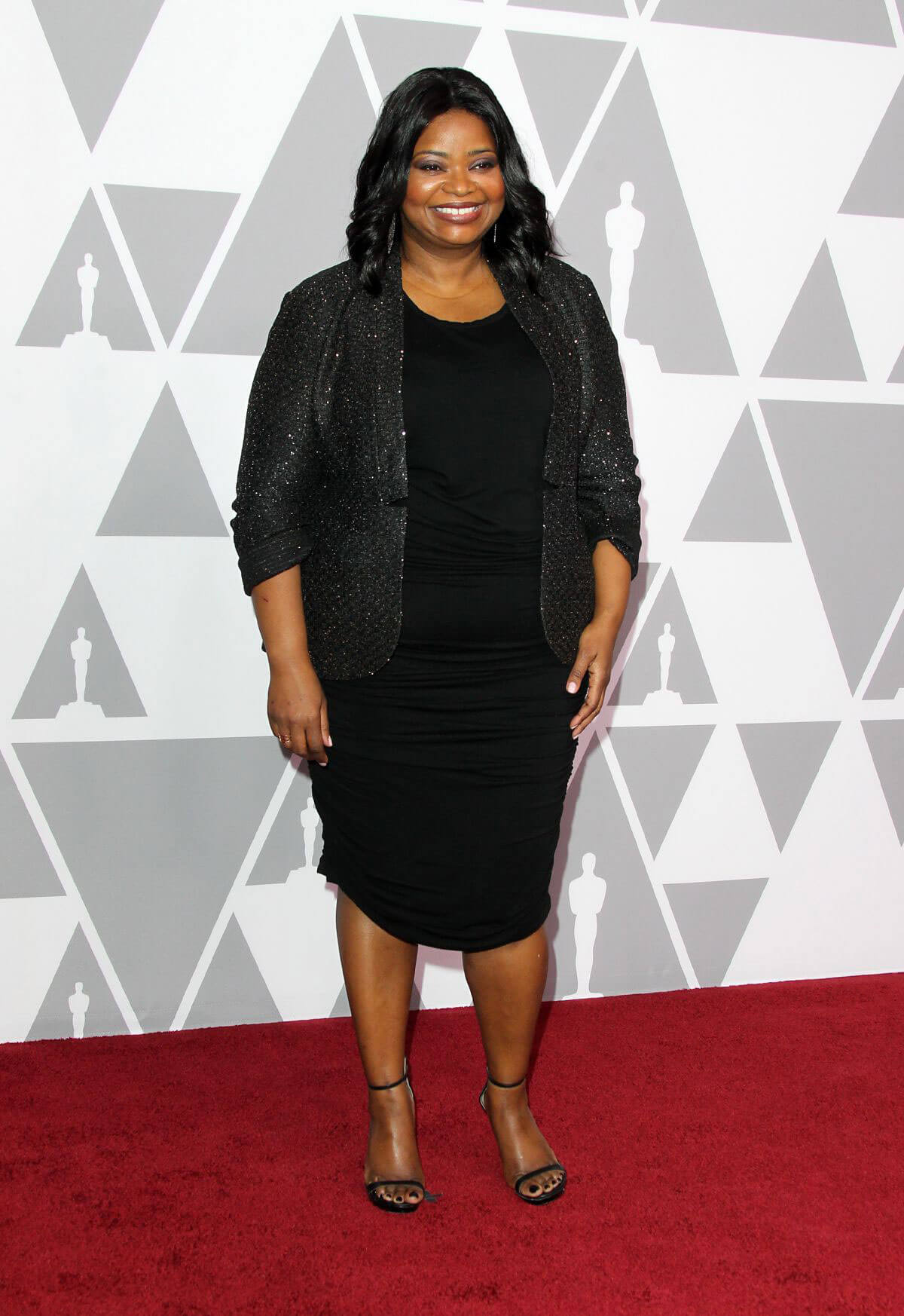 Octavia Spencer Stills at 90th Annual Oscars Nominees Luncheon in Beverly Hills 2018/02/05