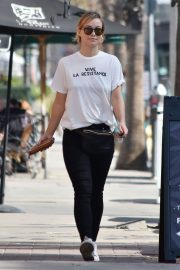 Olivia Wilde Stills Out and About in Los Angeles 2018/02/01
