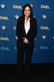 Pamela Adlon Stills at 2018 Directors Guild Awards in Los Angeles 2018/02/03