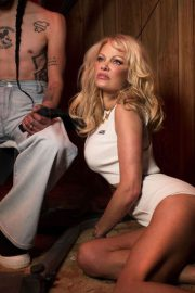 Pamela Anderson Poses for GCDS Spring/Summer 2018 Campaign Photos