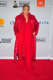 Pink at Clive Davis and Recording Academy Pre-Grammy Gala in New York 2018/01/27