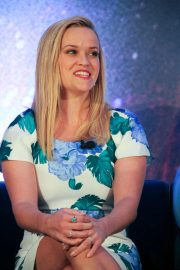 Reese Witherspoon Stills at A Wrinkle in Time Press Conference in Los Angeles 2018/02/25