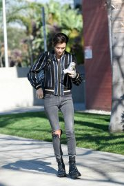 Ruby Rose Stills Out and About in Santa Monica 2018/01/31