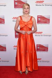 Saoirse Ronan and Greta Gerwig Stills at Aarp Magazine's Movies for Grownups Awards in Los Angeles 2018/02/05
