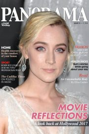 Saoirse Ronan Stills in Panorama Magazine, January 2018 Issue