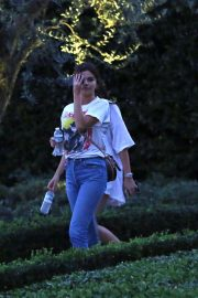Selena Gomez Stills Out and About in Los Angeles 2018/01/31