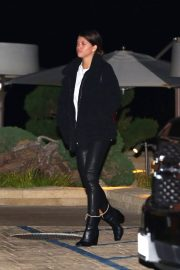 Sofia Richie Stills Out for Dinner at Nobu in Malibu 2018/02/03
