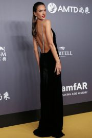 Alessandra Ambrosio Stills at Amfar Gala 2018 in Hong Kong 2018/03/26 3