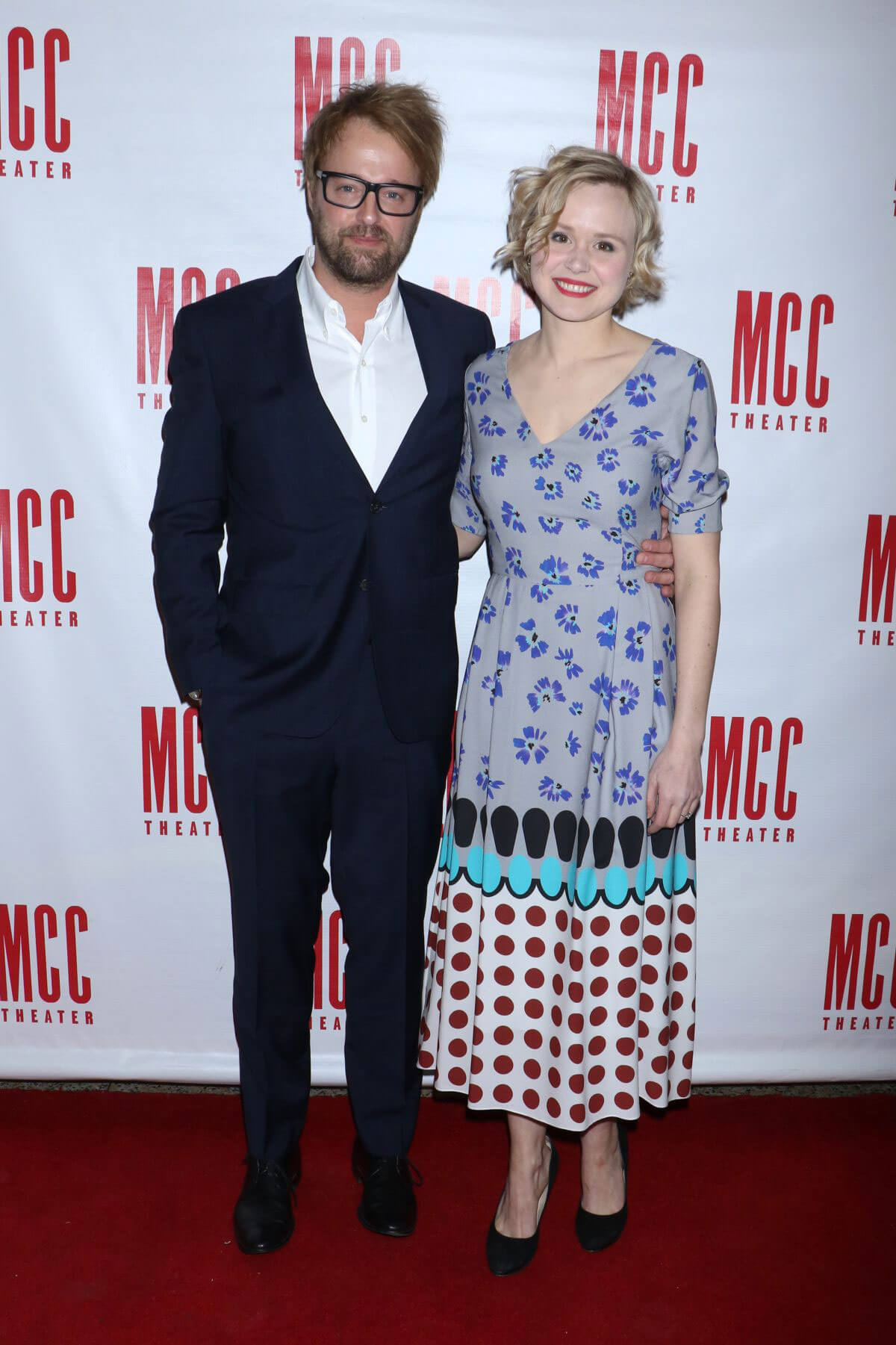 Alison Pill Stills at MCC Theater's Miscast Gala in New York 2018/03/26 1