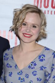 Alison Pill Stills at MCC Theater's Miscast Gala in New York 2018/03/26 2