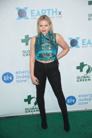 Alli Simpson Stills at Global Green Pre-Oscars Party in Los Angeles 2018/02/28